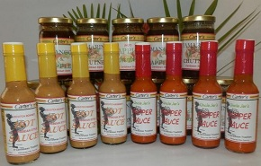 Carters Chutney Sauces
