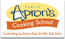 Publix Aprons Cooking School