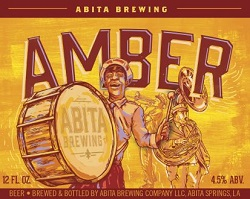Abita Brewing Amber