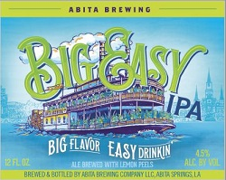 Abita Brewing Big Easy Ipa