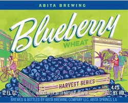 Abita Brewing Blueberry Wheat
