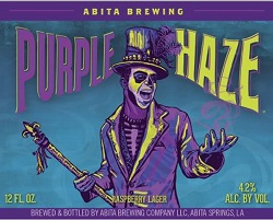 Abita Brewing Purple Haze
