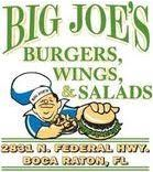 Big Joe's Burgers and Wings