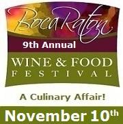 Boca Raton Wine and Food Festival 2018