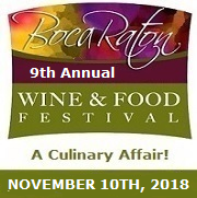 Boca Raton Wine and Food Festival discount tickets