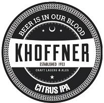 Khoffner Citrus IPA