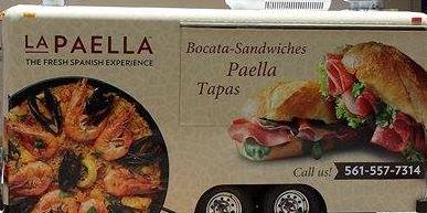 La Paella The Fresh Spanish Experience