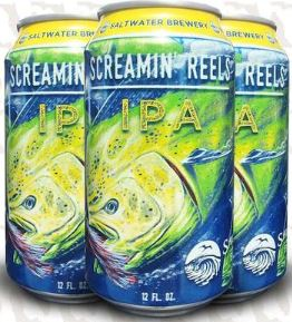 Saltwater Brewery Screamin Reels