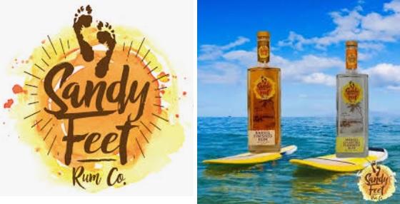 Sandy Feet Rum Co.