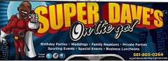 Super Daves On The Go